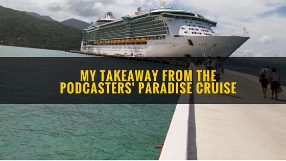 Podcasters' Paradise Cruise